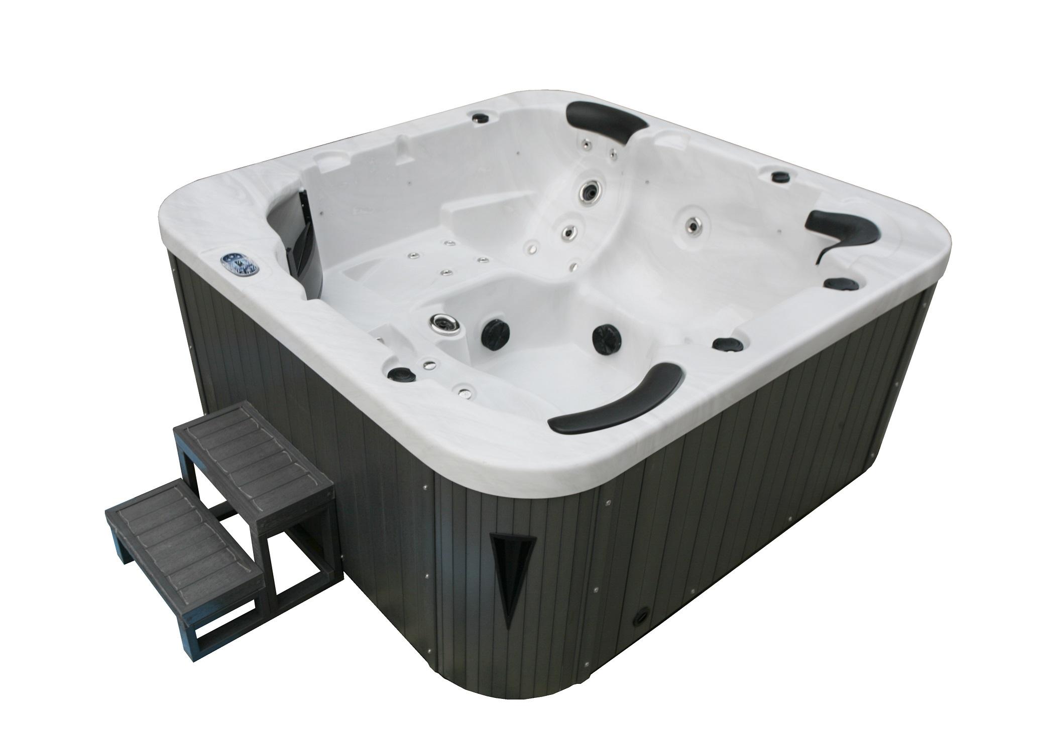 au enwhirlpool f r 5 persone aussenwhirlpools direkt vom. Black Bedroom Furniture Sets. Home Design Ideas