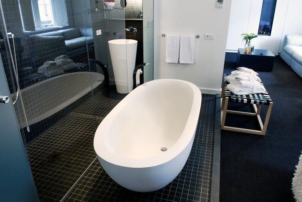 JEE-O DADOquartz Badewanne Moloko Maße 1775 x 785 x 605 mm