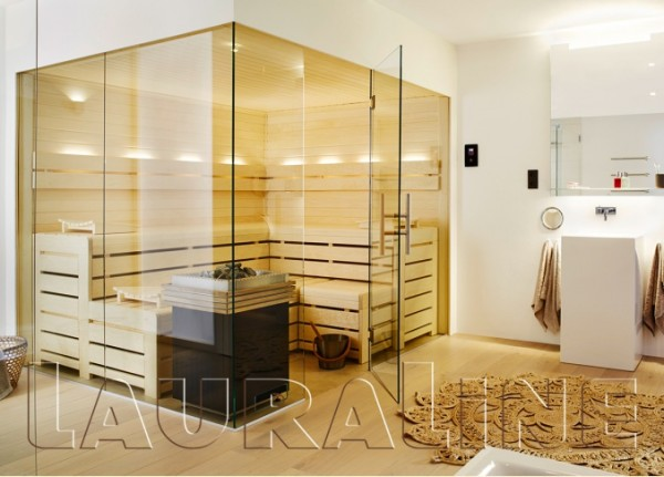 Innensaunen LauraLine® Design Sauna ZARA