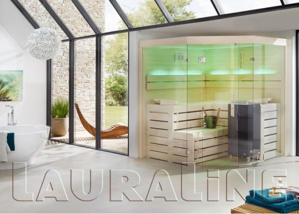 LauraLine® Design Sauna LANA